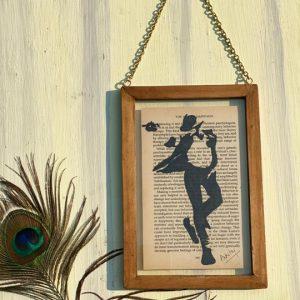Michael-Jackson-Print-on-Sustainable-Art-Frame